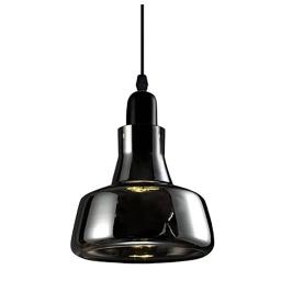Lámpara Colgante De Vidrio A