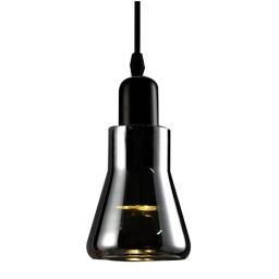 Lámpara Colgante De Vidrio B