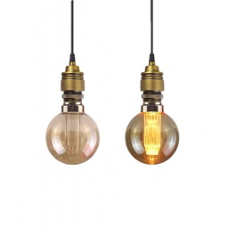 Lámpara Colgante de Metal C