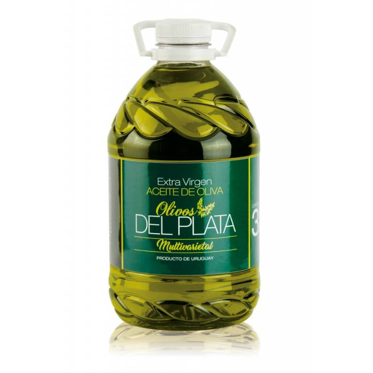 Aceite De Oliva Virgen Extra Olivos Del Plata 3 Litros