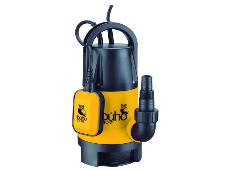 Bomba Sumergible Pozo Negro Aguas Sucias 750w 1hp
