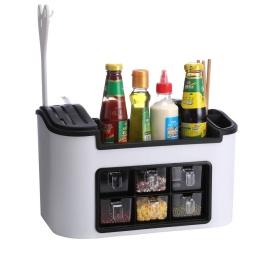 Caja Organizador Multifuncion para Condimentos Milan