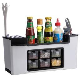 Caja Organizador Multifuncion para Condimentos Viena