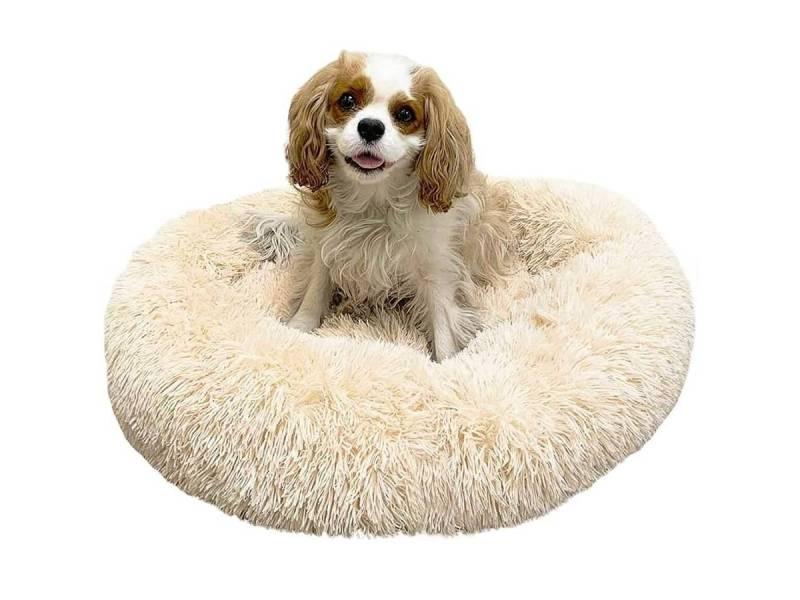 Cama Nido Suave para Mascotas Perros y Gatos 50 cm
