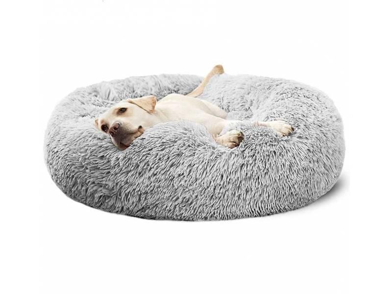 Cama Nido Suave para Mascotas Perros y Gatos 60 cm
