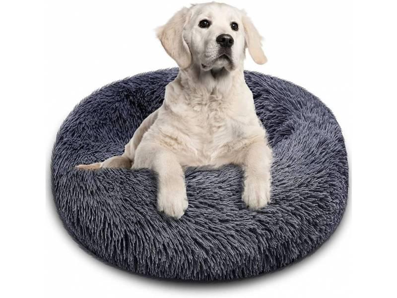 Cama Nido Suave para Mascotas Perros y Gatos 70 cm
